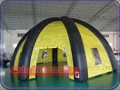Diameter 10m Inflatable Dome Tent Spider Tent