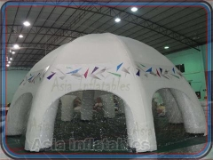 Diameter 11m Inflatable Dome Tent, Spider Tent