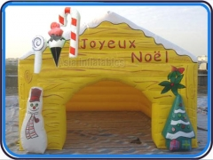 Christmas Inflatable House