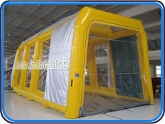 Mobile Paint Spray Booth