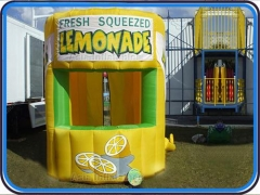 Fresh Squeezed Inflatable Lemonade Booth