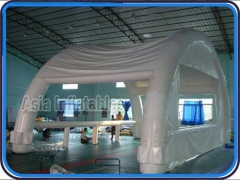 Airtight Inflatable Tunnel Tent