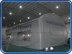 Mobile SMART Repair Spray Booth