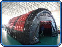 Airtight Inflatable Military Tent Russia