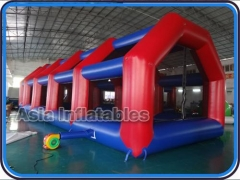 Custom Inflatable Sports Tunnel Tent Australia