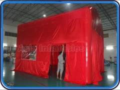 Mobile Inflatable Car Shelter