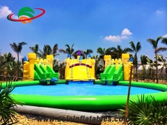 Sri Lanka Land Fun Water Park