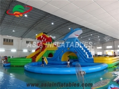 Dragon and Shark Water Park