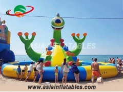Inflatable Cyclops Water Park