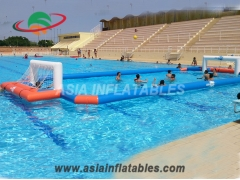 Inflatable Pool Goal