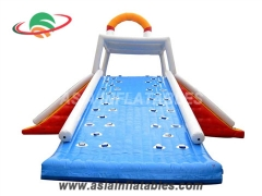 Inflatable Swing Jumping Tower