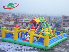 Inflatable Jungle Funland