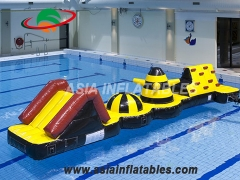 Water Obstacle Course