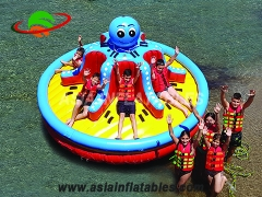 Inflatable Disco Boat