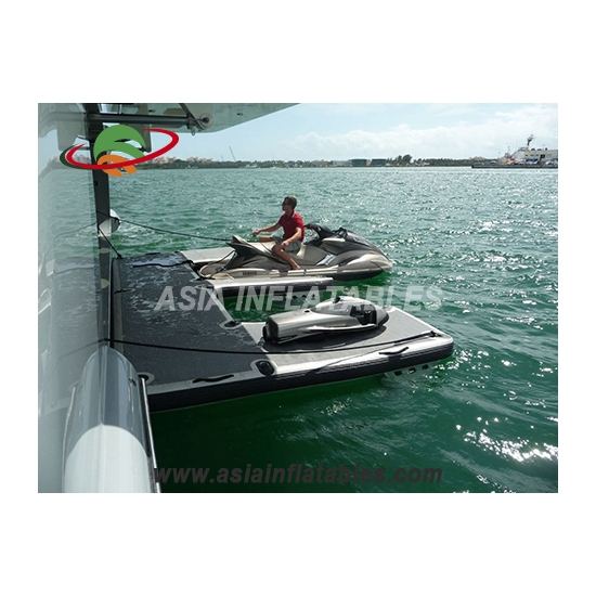 Inflatable Dock Floats,Floating Jetski Dock,Floating Platform