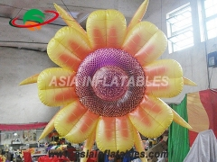 inflatable flower for concert stage