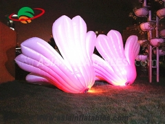 Lighting Inflatable wedding flower