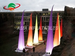 Inflatable Led Cone
