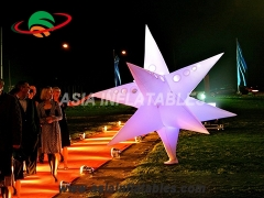Inflatable Lighting Star Decoration