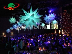Attractive LED Inflatable Lighting Star