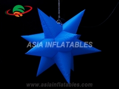Inflatable LED Star for Decoration