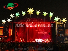 Inflatable Led Lighting Star