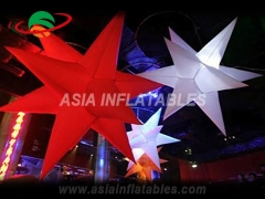 Special Inflatable Lighting Star