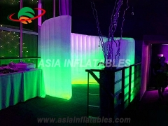 inflatable led lighting wall