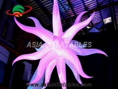 Inflatable Star with LED