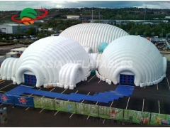 Inflatable Building Structures