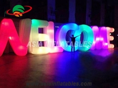 LED Light Inflatable Letters
