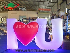 Decorative Led Alphabet Letters
