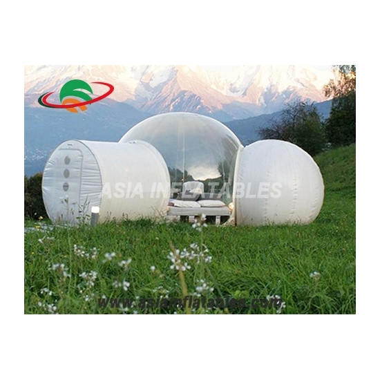 c4031cc6f0e Inflatable Bubble Tent. Outdoor Camping Inflatable Bubble Clear ...