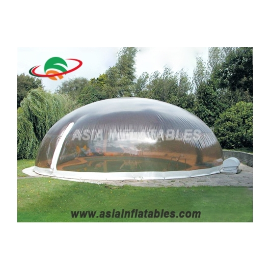 Pool Dome Cover Swimming Pool Enclosure Above Ground Winter ...