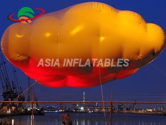 Advertising Custom Logo Inflatable Cloud