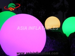 Light Balloon for Vocal Concert