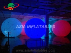 Advertising Inflatable Led Lights Balloon