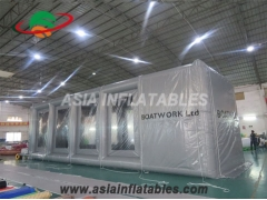 Inflatable Spray Tent