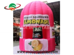Inflatable Lemonade Booth