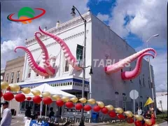 Customized Inflatable Octopus Tentacle