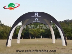Unique Durable Inflatable Spider Dome Tents Igloo for Event