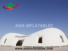 Inflatable Building Structure