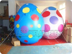 Inflatable Eggs For Easter Events