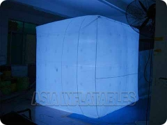 Advertising Inflatable Cube Balloon