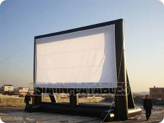 Sealed Inflatable Movie Screen