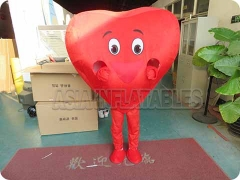 Heart Shape Mouse Costume