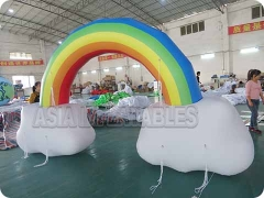 Inflatable Truss Arch
