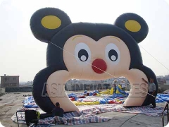 Inflatable Mickey Archway