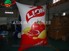Air Tight Giant Inflatable Potato Chip Bag