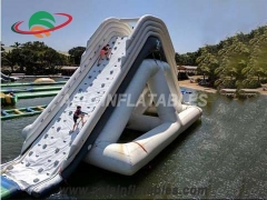Stylish Giant Inflatable Water Slide Water Park Games